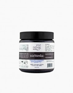 Glinka niebieska 100% naturalna - Your Natural Side 75g