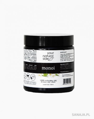 Olej Monoi - Your Natural Side 100ml