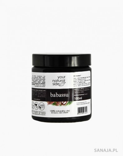 Olej Babassu 100ml - Your Natural Side