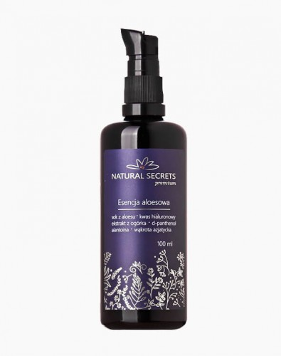 Esencja Aloesowa - Natural Secrets 100ml