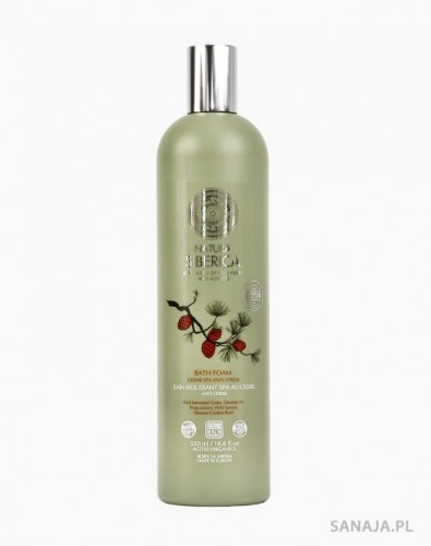 Pianka do kąpieli Cedrowe SPA 550ml